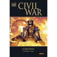 Libro CIVIL WAR: LOBEZNO