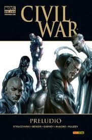 Libro CIVIL WAR: PRELUDIO