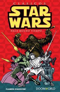 Libro CLASICOS STAR WARS Nº1: DOOMWORLD