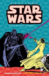 Libro CLASICOS STAR WARS Nº3: LA RESURRECCION DEL MAL