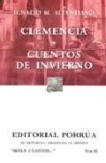 Libro CLEMENCIA; CUENTOS DE INVIERNO