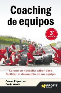 Libro COACHING DE EQUIPOS