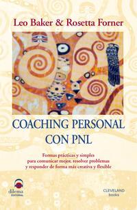 Libro COACHING PERSONAL CON PNL