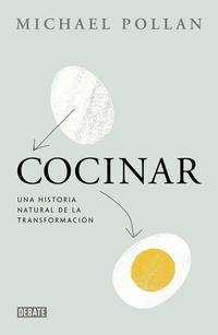 Libro COCINAR: UNA HISTORIA SOBRE LA TRANSFORMACION