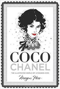 Libro COCO CHANEL: THE ILLUSTRATED WORLD OF A FASHION ICON