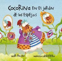 Libro COCORINA EN EL JARDIN DE LOS ESPEJOS