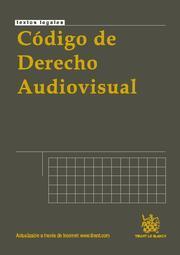 Libro CODIGO DE DERECHO AUDIOVISUAL