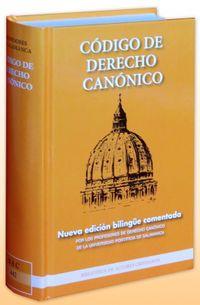 Libro CODIGO DE DERECHO CANONICO