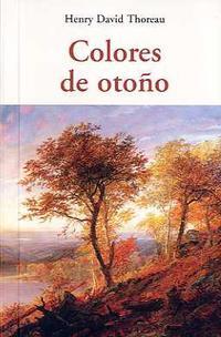 Libro COLORES DE OTOÑO