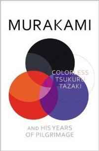 Libro COLOURLESS TSUKURU TAZAKI AND HIS YEARS OF PILGRIM