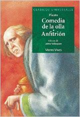 Libro COMEDIA DE LA OLLA   ANFITRION