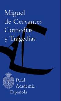 Libro COMEDIAS Y TRAGEDIAS
