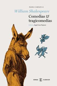 Libro COMEDIAS Y TRAGICOMEDIAS: TEATRO COMPLETO II
