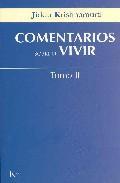 Libro COMENTARIOS SOBRE EL VIVIR