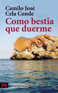 Libro COMO BESTIA QUE DUERME
