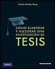 Libro COMO ELABORAR Y ASESORAR UNA INVESTIGACION DE TESIS