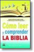 Libro COMO LEER Y COMPRENDER LA BIBLIA