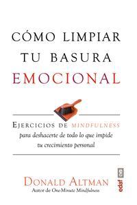 Libro COMO LIMPIAR TU BASURA EMOCIONAL
