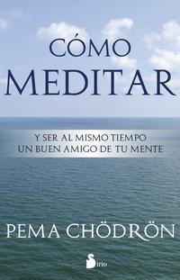 Libro COMO MEDITAR