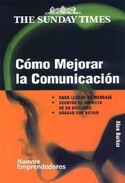 Libro COMO MEJORAR LA COMUNICACION