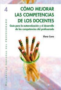 Libro COMO MEJORAR LAS COMPETENCIAS DE LOS DOCENTES