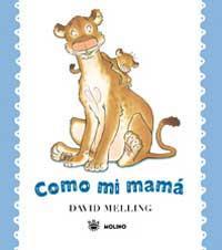 Libro COMO MI MAMA