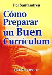 Libro COMO PREPARAR UN BUEN CURRICULUM