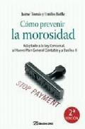 Libro COMO PREVENIR LA MOROSIDAD