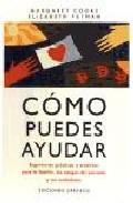 Libro COMO PUEDES AYUDAR