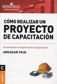 Libro COMO REALIZAR UN PROYECTO DE CAPACITACION
