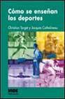 Libro COMO SE ENSEÑAN LOS DEPORTES