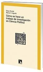 Libro COMO SE HACE UN TRABAJO DE INVESTIGACION EN CIENCIA POLITICA