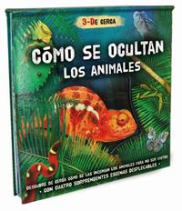 Libro COMO SE OCULTAN LOS ANIMALES