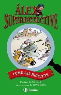 Libro COMO SER DETECTIVE