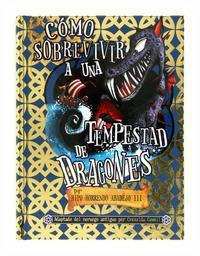 Libro COMO SOBREVIVIR A UNA TEMPESTAD DE DRAGONES