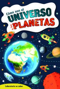 Libro COMO SON EL UNIVERSO Y LOS PLANETAS