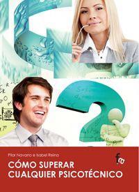 Libro COMO SUPERAR CUALQUIER PSICOTECNICO