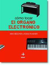 Libro COMO TOCAR EL ORGANO ELECTRONICO