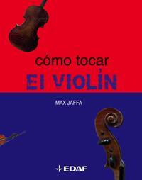 Libro COMO TOCAR EL VIOLIN
