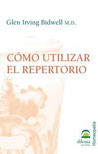 Libro COMO UTILIZAR EL REPERTORIO