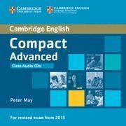 Libro COMPACT ADVANCED CLASS AUDIO CDS