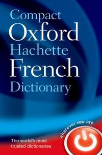Libro COMPACT OXFORD-HACHETTE FRENCH DICTIONARY
