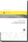 Libro COMPARACION INTERNACIONAL DE LAS CARGAS ADMINISTRATIVAS