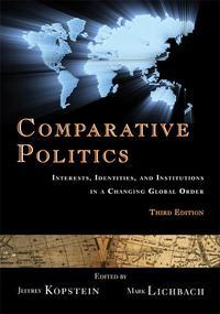 Libro COMPARATIVE POLITICS 3RD