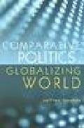 Libro COMPARATIVE POLITICS IN A GLOBALIZING WORLD