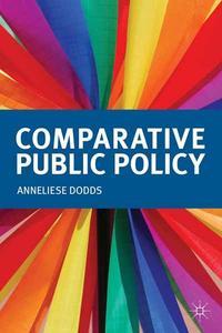 Libro COMPARATIVE PUBLIC POLICY