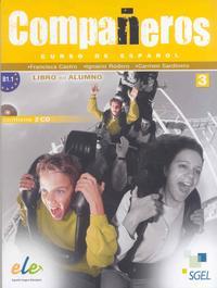 Libro COMPAÑEROS 3: LIBRO DEL ALUMNO + CD