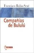 Libro COMPAÑIAS DE BULILI