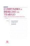 Libro COMPENDIO DE DCHO. DEL TRABAJO TOMO 1, 2ª EDICION
