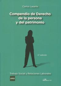Libro COMPENDIO DE DERECHO DE LA PERSONA Y DEL PATRIMONIO TRABAJO SOCIAL RELACIONES LABORALES